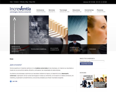 www.empresaymarketing.com usa nuestro servicio wordpress